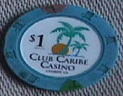 Club Caribe Casino California logo