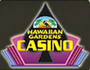 Hawaiian Gardens Casino California logo