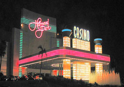 Hollywood Park Casino California