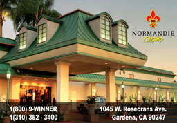 Normandie Casino California